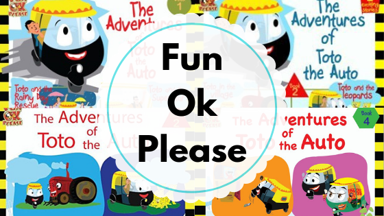 Fun Ok Please: Something Interesting For Your Little Ones