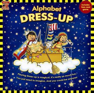 Alphabet Dress-Up: Children's Book