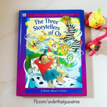 The Three storytellers of Or