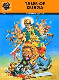 Tales of Durga – Amar Chitra Katha