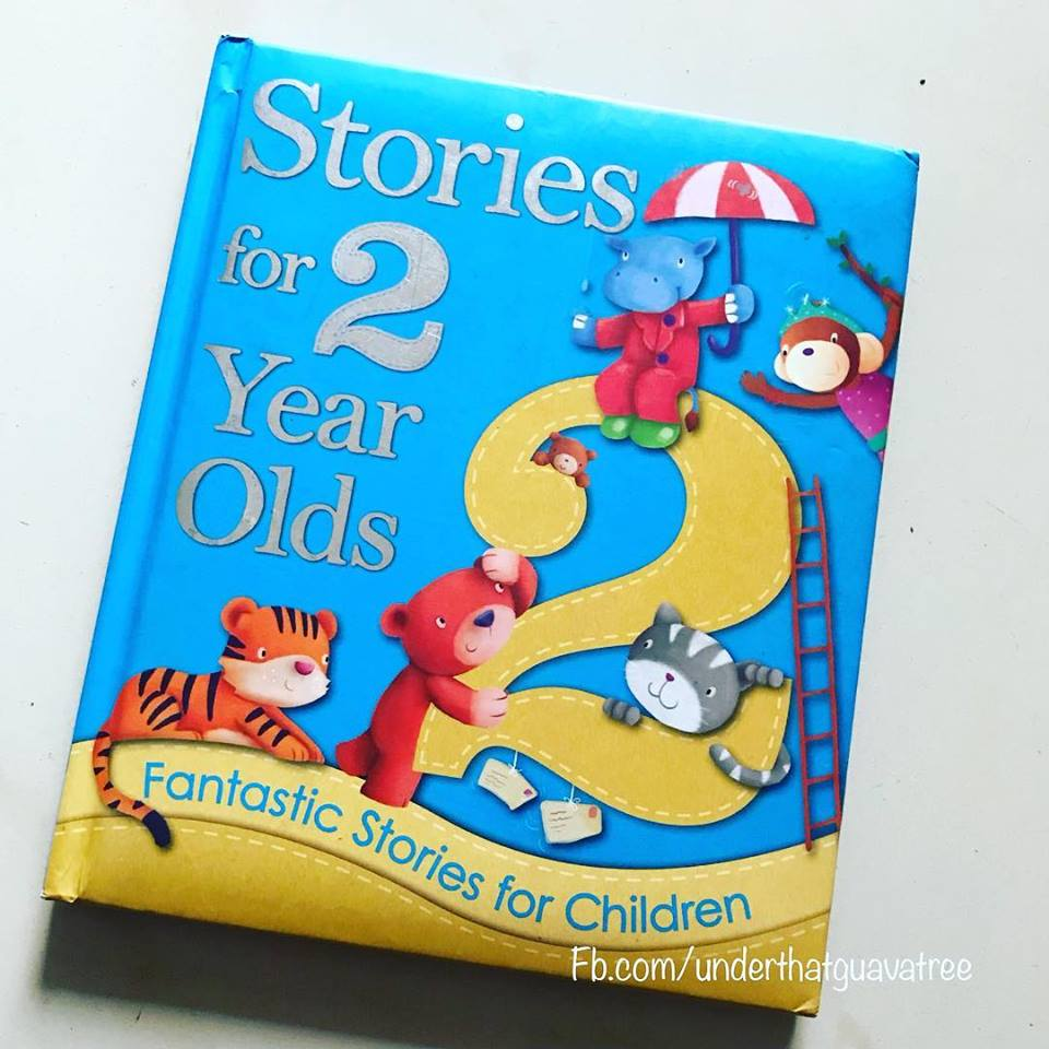 Stories for 2 years old