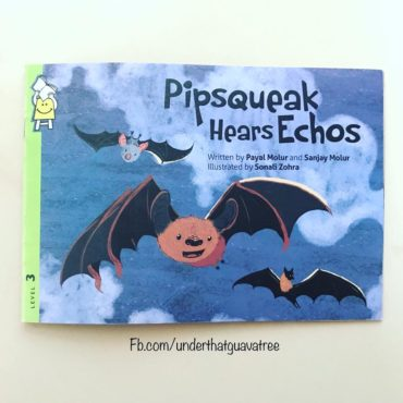 Pipsqueak Hears Echos
