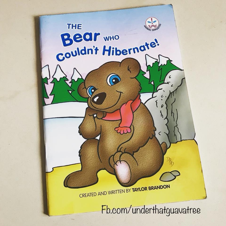 The Bear who couldn't hibernate