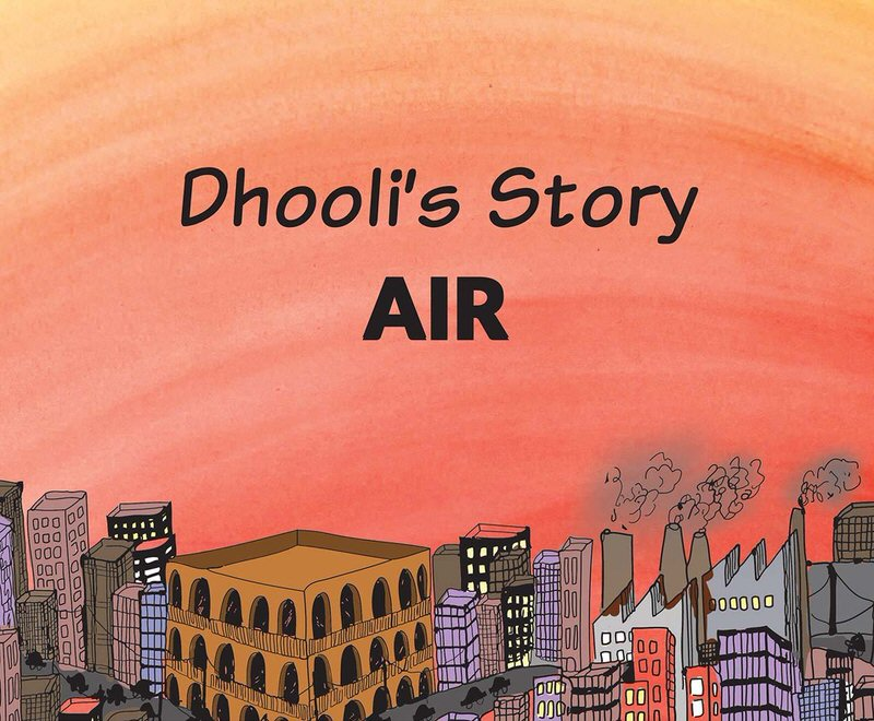 Kiddingly - Book gift Dhoolis story