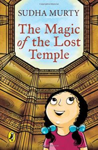Kiddingly - Book gift The magic of the lost temple 196x300