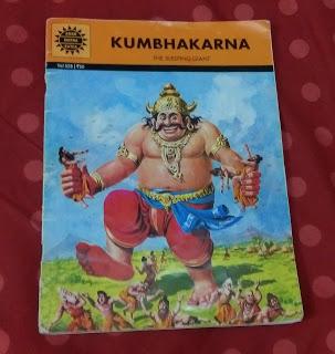Kumbhakarna – Amar Chitra Katha