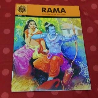 Rama – Amar Chitra Katha