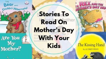 Stories To Read On Mother's Day With Your Kids