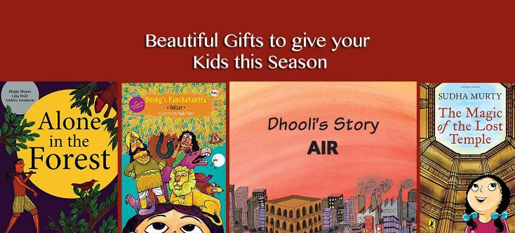 The Best Kind of Gifts to give your Kids this Season