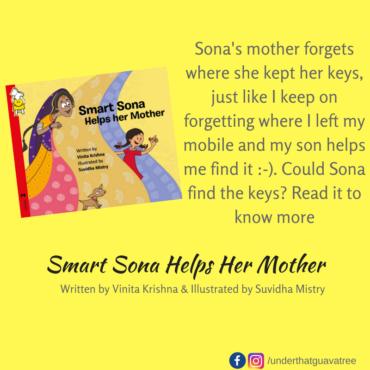 Smart Sona Helps her Mother