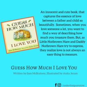 Kiddingly - Guess How Much I Love You 300x300