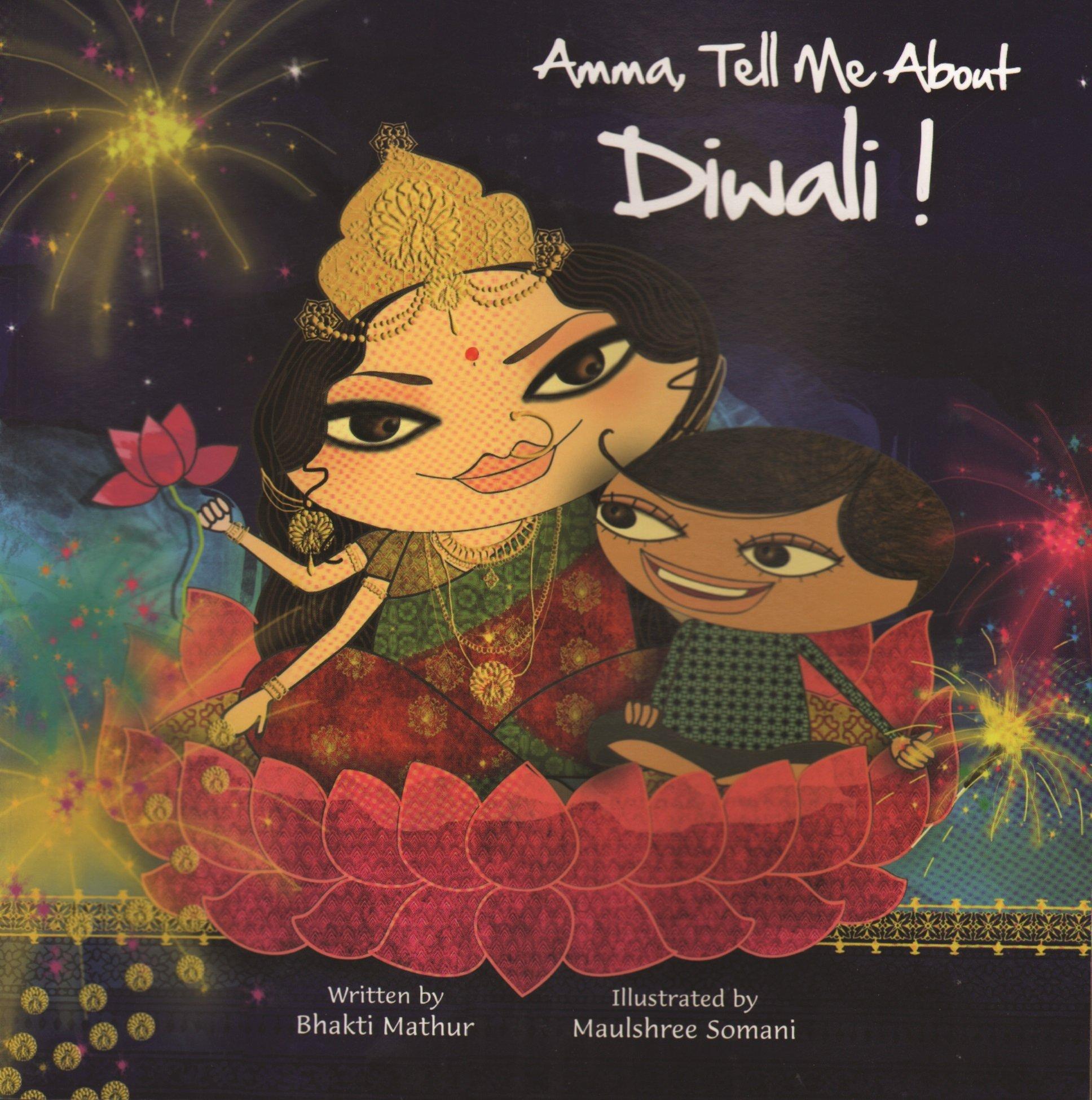 5 Fun Diwali Activities for Kids - 81x4GncdCXL