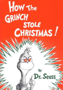 How the Grinch stole Christmas - 220px How the Grinch Stole Christmas cover 210x300
