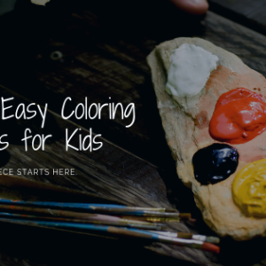 Fun & Easy Coloring Activities for Kids