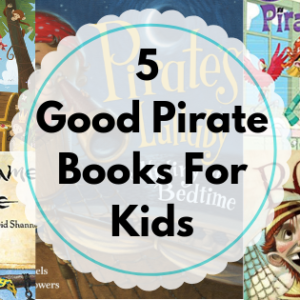5 Best Pirate Books For Kids