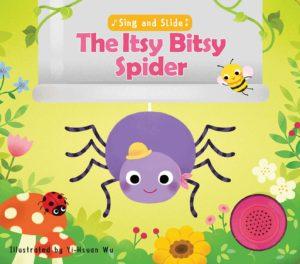 The Itsy Bitsy Spider - 153 300x264