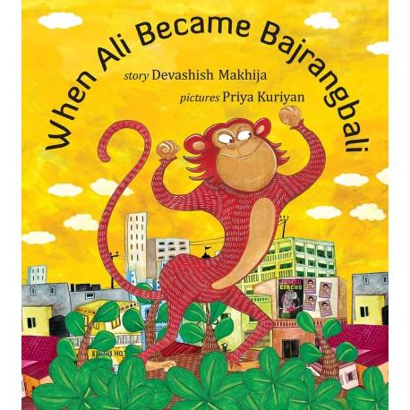 When Ali Became Bajrangbali