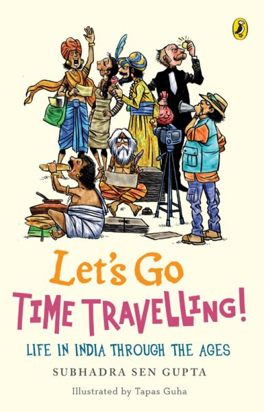 Let's Go Time Travelling