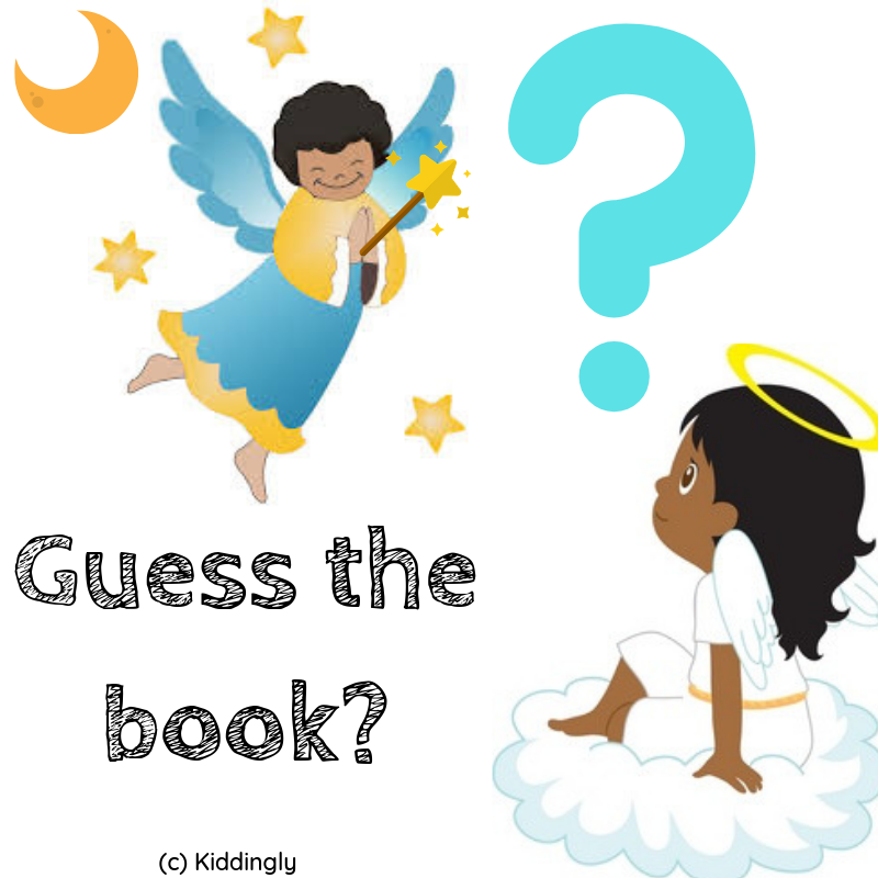 Kiddingly - Copy of Guess the book  1