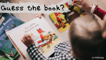 Can you guess the book?