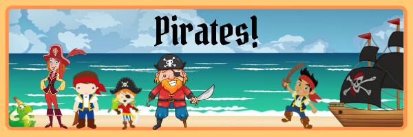 Kiddingly - Pirates