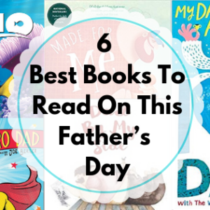 Kiddingly - 6 Best Books to Read on this Father's Day 4 300x300