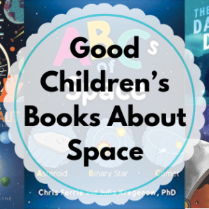 5 Best Children's Books About Space