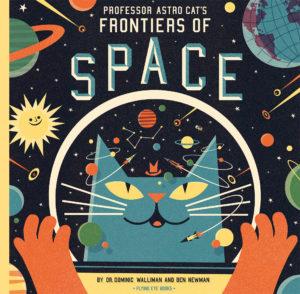 Kiddingly - ps b bndw prof astrocats frontiers of space 300x294