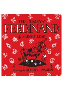 Kiddingly - the story of ferdinand book by murno leaf 210x300