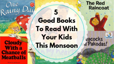 5 Best Books To Read With Your Kid This Monsoon