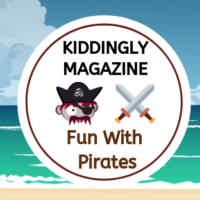Fun With Pirates - Kiddingly Magazine