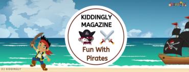 Fun With Pirates – Kiddingly Magazine