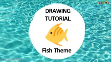 Drawing Tutorial – Birds Theme