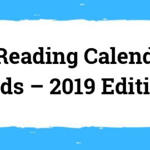 Kiddingly - July Reading Calendar for Kids – 2019 Edition 1 300x300
