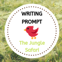 Writing Prompt - The Jungle Safari
