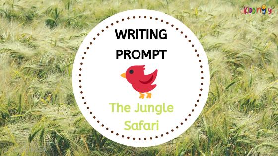 Writing Prompt – The Jungle Safari