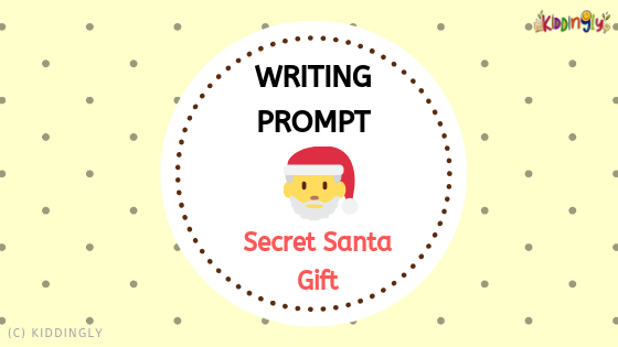 Writing Prompt – Secret Santa Gift