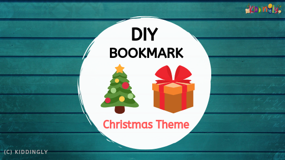 DIY Bookmark – Christmas Theme