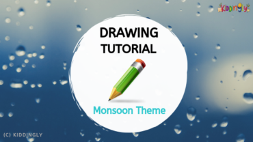 Drawing Tutorial – Monsoon Theme