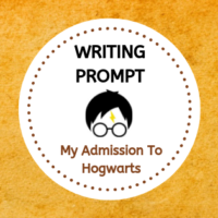 Writing Prompt - My Admission To Hogwarts