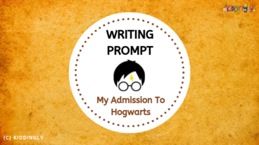 Writing Prompt – My Admission To Hogwarts