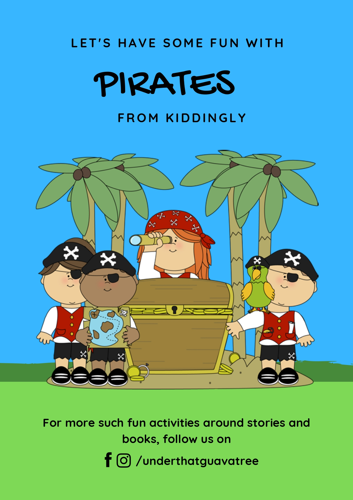 Fun With Pirates - Kiddingly Magazine - Pirates By Kiddingly page 0001
