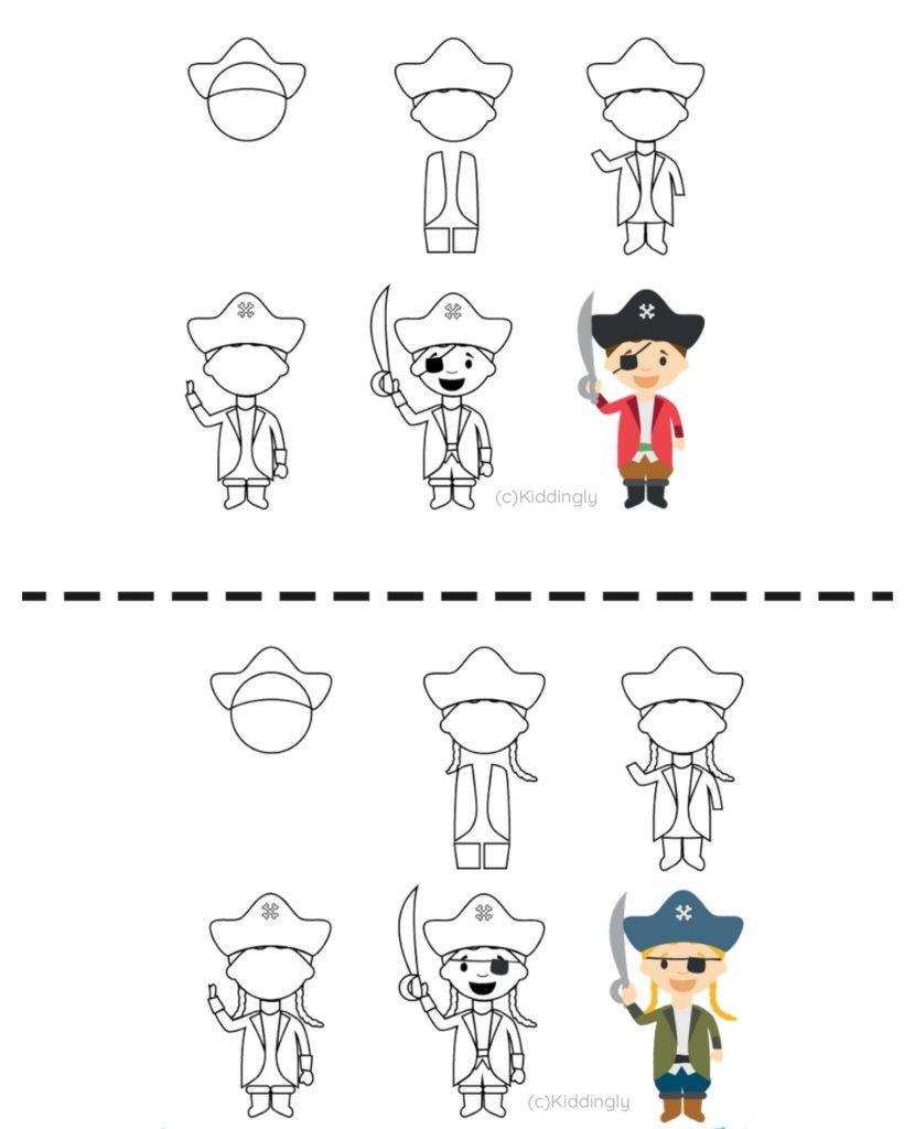 Kiddingly - Pirates By Kiddingly page 0010 820x1024