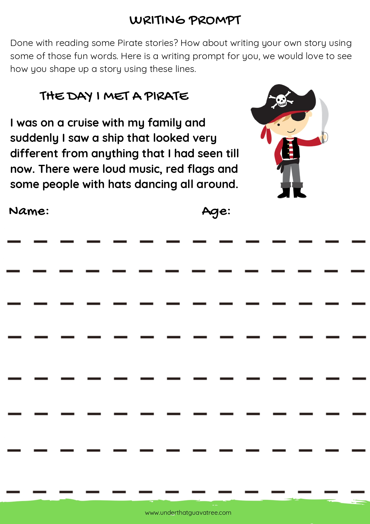 Fun With Pirates - Kiddingly Magazine - Pirates By Kiddingly page 0013