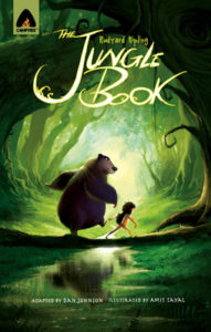 Kiddingly - The Jungle Book Cover 191x300