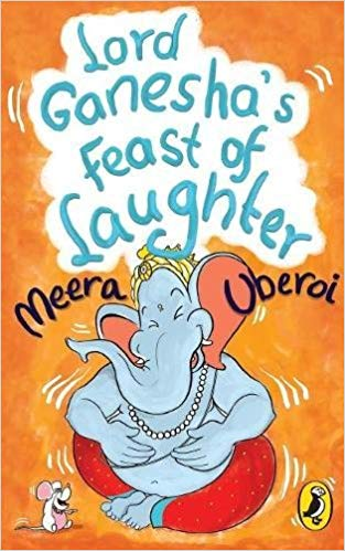 Lord Ganesha's Feast of Laughter