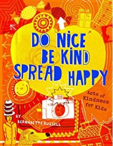 Do Nice, Be Kind, Spread Happy - 81snNVYNO8L. AC UL320 SR250320  234x300