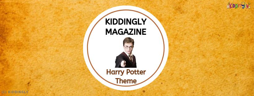 Harry Potter Theme – Kiddingly Magazine