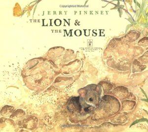 Best Children's Book About Lion