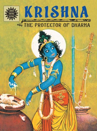Krishna – The Protector of Dharma